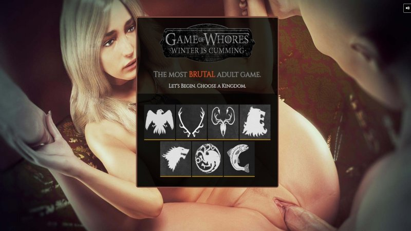 Game of whores Adult Game